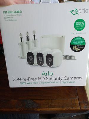 ARLO security cameras for Sale in Modesto, CA