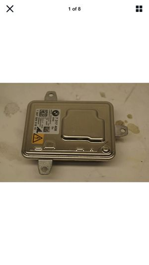 OEM BOSH MERCEDES BMW XENON HID HEADLIGHT BALLAST CONTROL UNIT MODULE for Sale in Los Angeles, CA