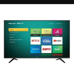 """55"" Hisense Roku TV //Model Number: 65R6+ for Sale in El Cajon, CA"