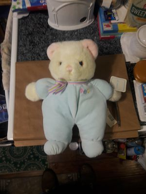 "Teddy Bear, 12"", by Eden for Sale in Detroit, MI"