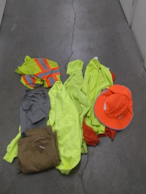 Various Construction Clothing for Sale in Las Vegas, NV