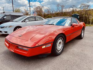 Chevy Corvette V8 1986 Clean title for Sale in Edgewater Park, NJ