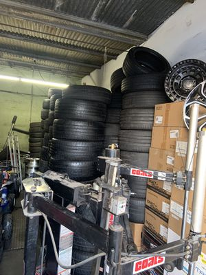 Used tires $35 installed for Sale in South Gate, CA