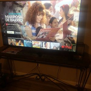 "55"" Smart TV $260 W/remote Great Condition for Sale in Houston, TX"