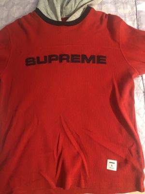 Supreme hooded waffle Large for Sale in City of Industry, CA