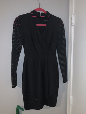 GUESS long sleeve body con dress size 0 for Sale in Mesa, AZ
