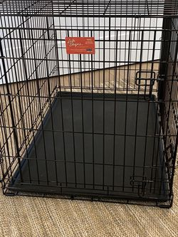 "Large Metal Dog Crate 42"" L X 28""w X 30"" H for Sale in Kirkland,  WA"