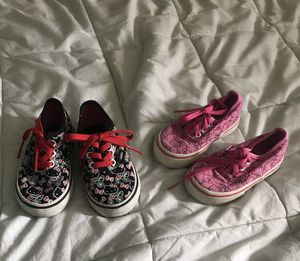 Hello kitty vans for Sale in Anaheim, CA