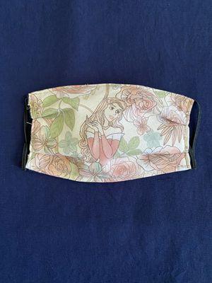Child Face Mask Princess Sleeping Beauty for Sale in Glendale, AZ