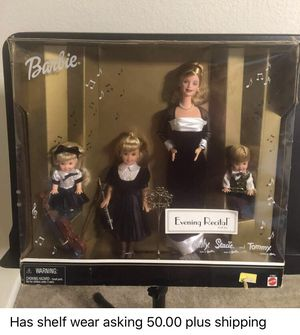 """""""Evening Recital"""" Collector Barbie Dolls for Sale in Silver Spring, MD"""