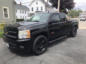 Chevy Silverado 1500 LTZ fully loaded for Sale in Lowell, MA