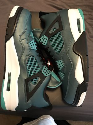 Jordan 4 Retro 30th Teal Men's Size 10 for Sale in Las Vegas, NV