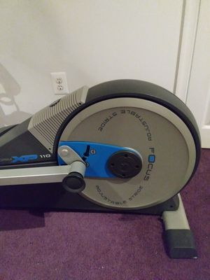 ProForm 110 Elliptical Machine, with adjustable stride for Sale in Philadelphia, PA