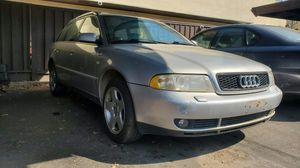 1999 Audi a4 Avant 2.8 QUATTRO 5 Speed Manual Registration up to date for Sale in San Jose, CA