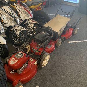 Lawnmowers $100 Each for Sale in Hampton, VA