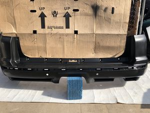 10-18 TOYOTA 4runner REAR BUMPER COVER OEM for Sale in Los Angeles, CA
