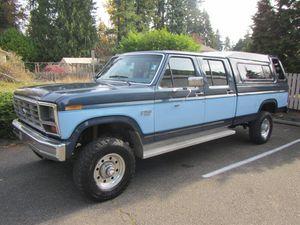 1986 Ford F-350 for Sale in Shoreline, WA