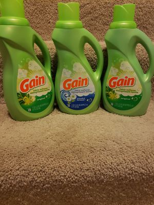 Gain fabric softener for Sale in Whitehall, OH