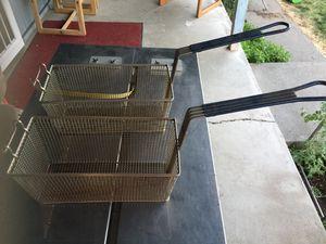 Deep fryer baskets for Sale in Kennewick, WA