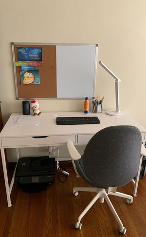 Ikea Desk & Chair!! for Sale in San Francisco, CA