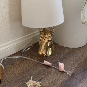 Unicorn Lamp for Sale in Bakersfield, CA