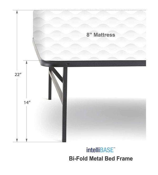 New : Queen Metal Folding Bed