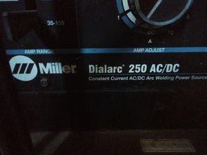 Miller 250 ac/DC arcwelder for Sale in Lakeside, AZ