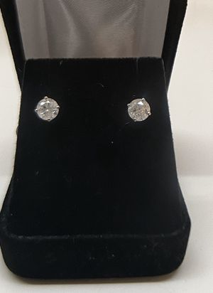 1.0 carat Diamond Stud Earrings (tags on!) for Sale in Alexandria, VA