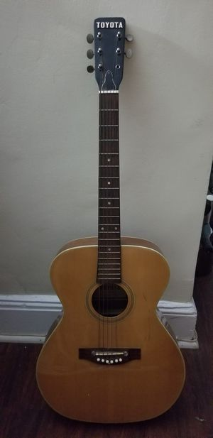 Toyota Vintage Guitar 610 for Sale in Bridgeport, CT