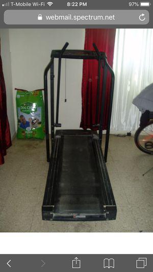 Treadmill pro- form cross walk $ 50 for Sale in Los Angeles, CA