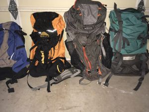 Internal frame pack hiking backpacking Kelty REI for Sale in Glendale, AZ