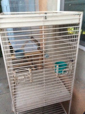 Metal Parrot Bird Cage for Sale in Anaheim, CA
