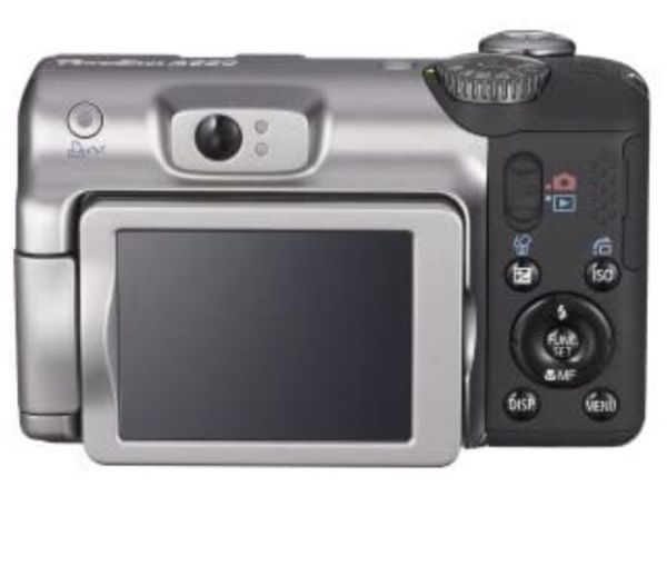 Canon A650 IS Camera