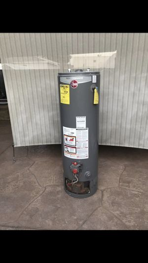 Rheem 40 gallon water heater for Sale in South Gate, CA