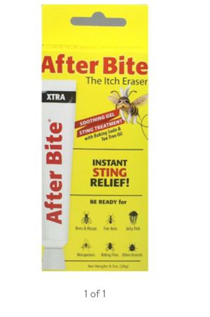 After Bite Xtra Gel 0.70 oz (Pack of 2) for Sale in Greenville, MS
