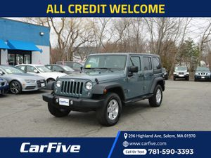 2015 Jeep Wrangler Unlimited for Sale in Salem, MA
