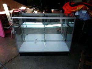 Glass show case for Sale in Stockton, CA