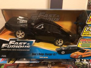 Fast and furious charger remote control for Sale in Fresno, CA