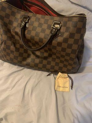Louis Vuitton bag speedy 35 for Sale in Harrisburg, PA