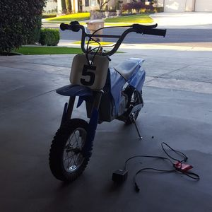Electric Motorcyle for Sale in Bakersfield, CA