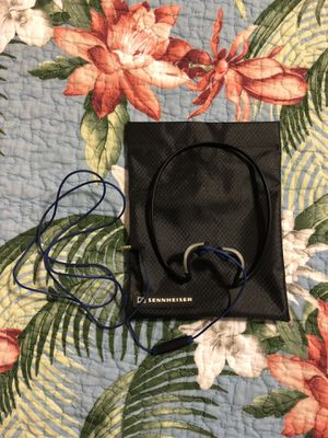 Sennheiser wired athletic earbuds for Sale in Bothell, WA