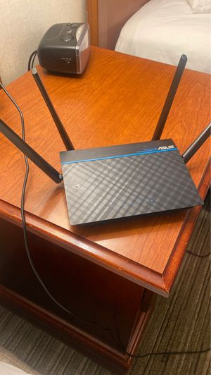 Asus wireless ac1300 dual band gig router for Sale in Randallstown, MD