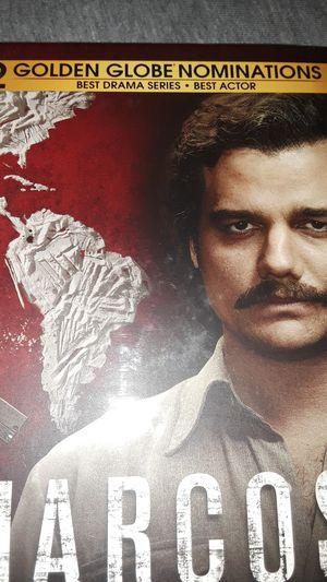 Narcos complete season 1 DVD box set for Sale in Hollywood, FL