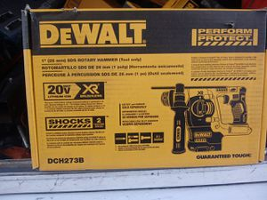 "BRAND NEW DEWALT 1"" SDS ROTARY HAMMER DRILL for Sale in Thornton, CO"
