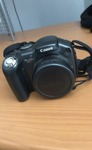 Canon PowerShot S3 IS Digital Camera 6 M/P for Sale in McDonough, GA