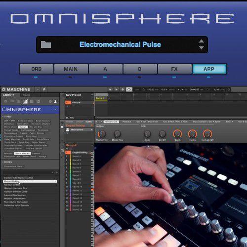 Mac au spectrasonic Omnisphere for free