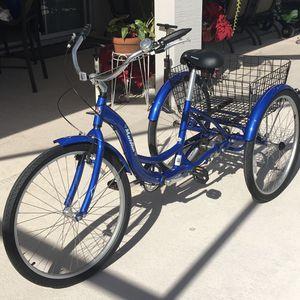 "26"" 3 wheel tricycle, Schwinn Meridian for Sale in Port St. Lucie, FL"