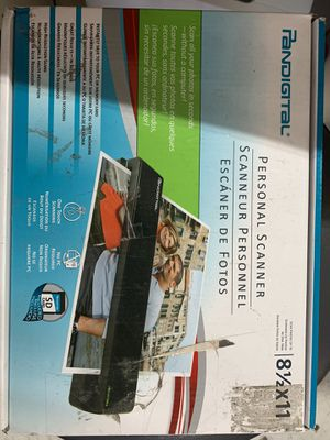 Pandigital Personal Photo Scanner for Sale in Moreno Valley, CA