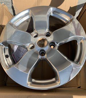 Jeep Grand Cherokee 2011 2012 2013 9105 aluminum OEM wheel rim 18 x 8 for Sale in Santa Ana, CA