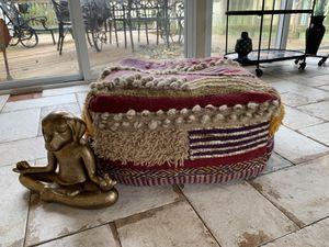 Karma Living ottoman/chair for Sale in Pennington, NJ